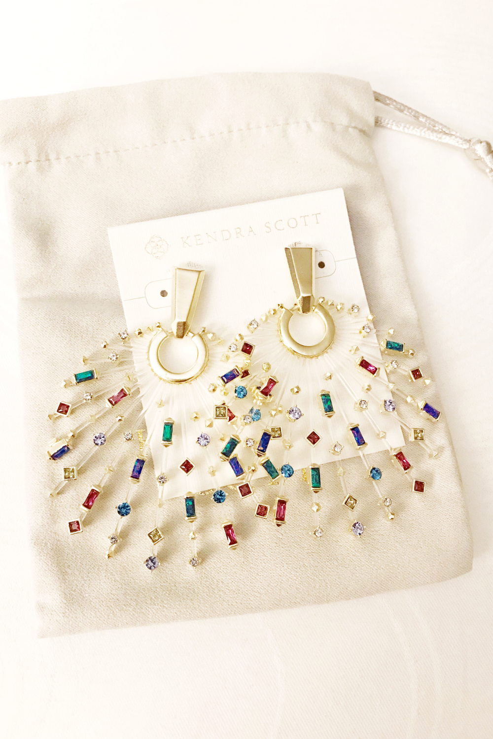Friday Favorites - Kendra Scott earrings