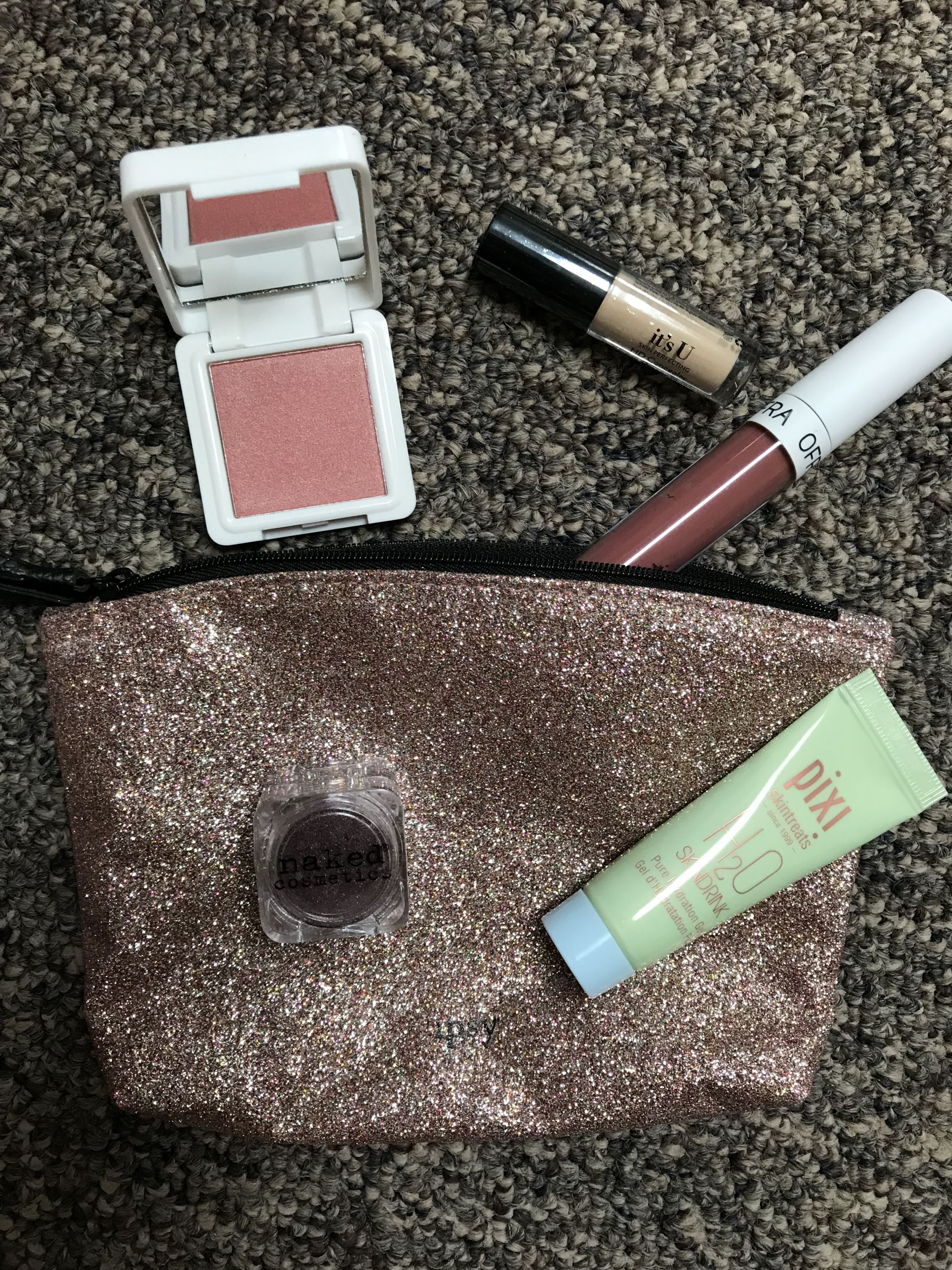 may ipsy glam bag review- JK Style