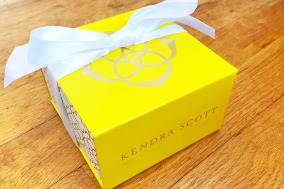 Kendra Scott birthday discount - JK Style