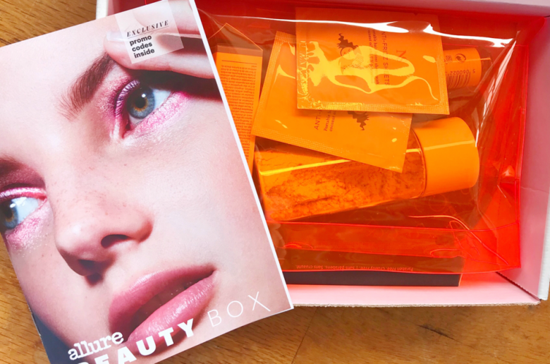 May Allure Beauty Box 2019 review - JK Style