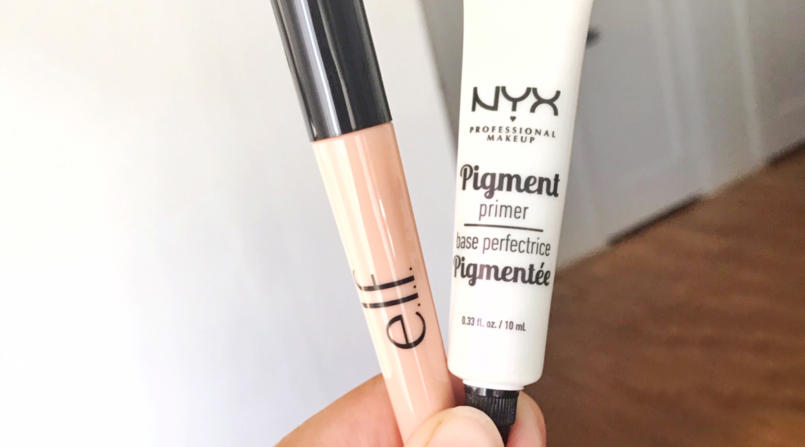 affordable eyeshadow primer - JK Style