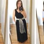 10 ways to stay a black maxi dress - JK Style