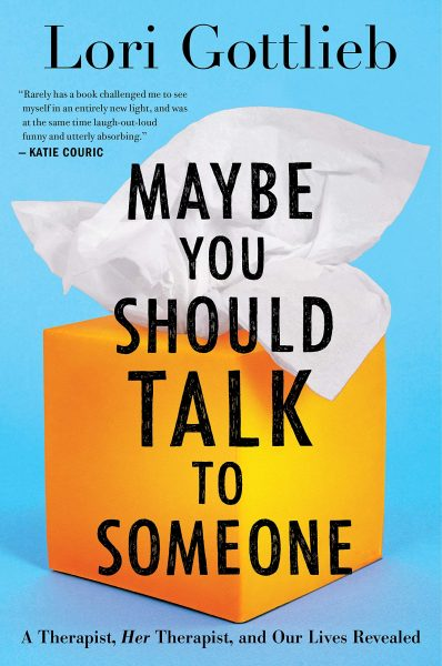 Maybe you should talk to someone - Friday Favorites - JK Style
