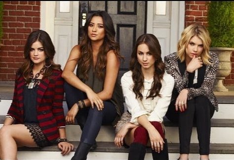 pretty little liars - television shows to watch for fashion - JK Style