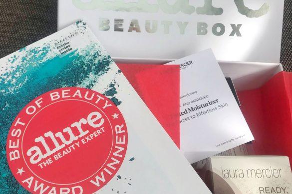September Allure Beauty Box 2019 review -JK Style