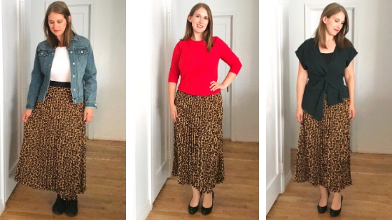 how to style leopard skirt in 10 ways - JK Style