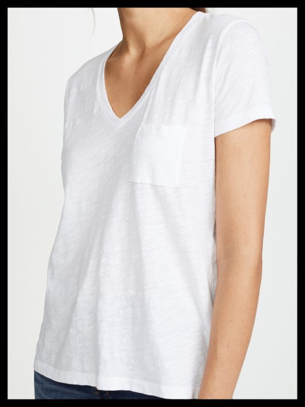 what to wear -white tee - JK Style