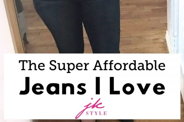 great affordable jeans - JK Style