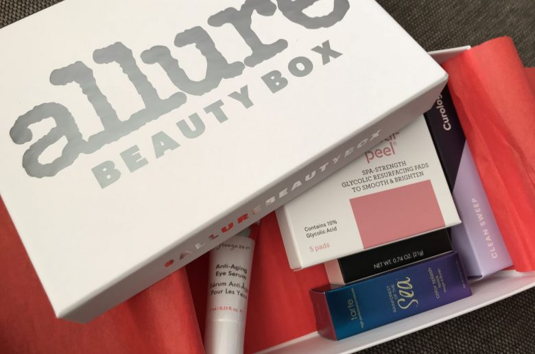 November Allure Beauty Box