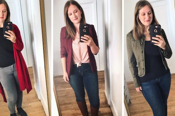 what helps me get dressed every day - JK Style