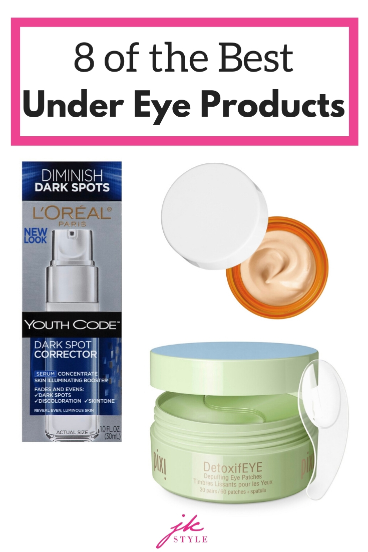 best under eye products