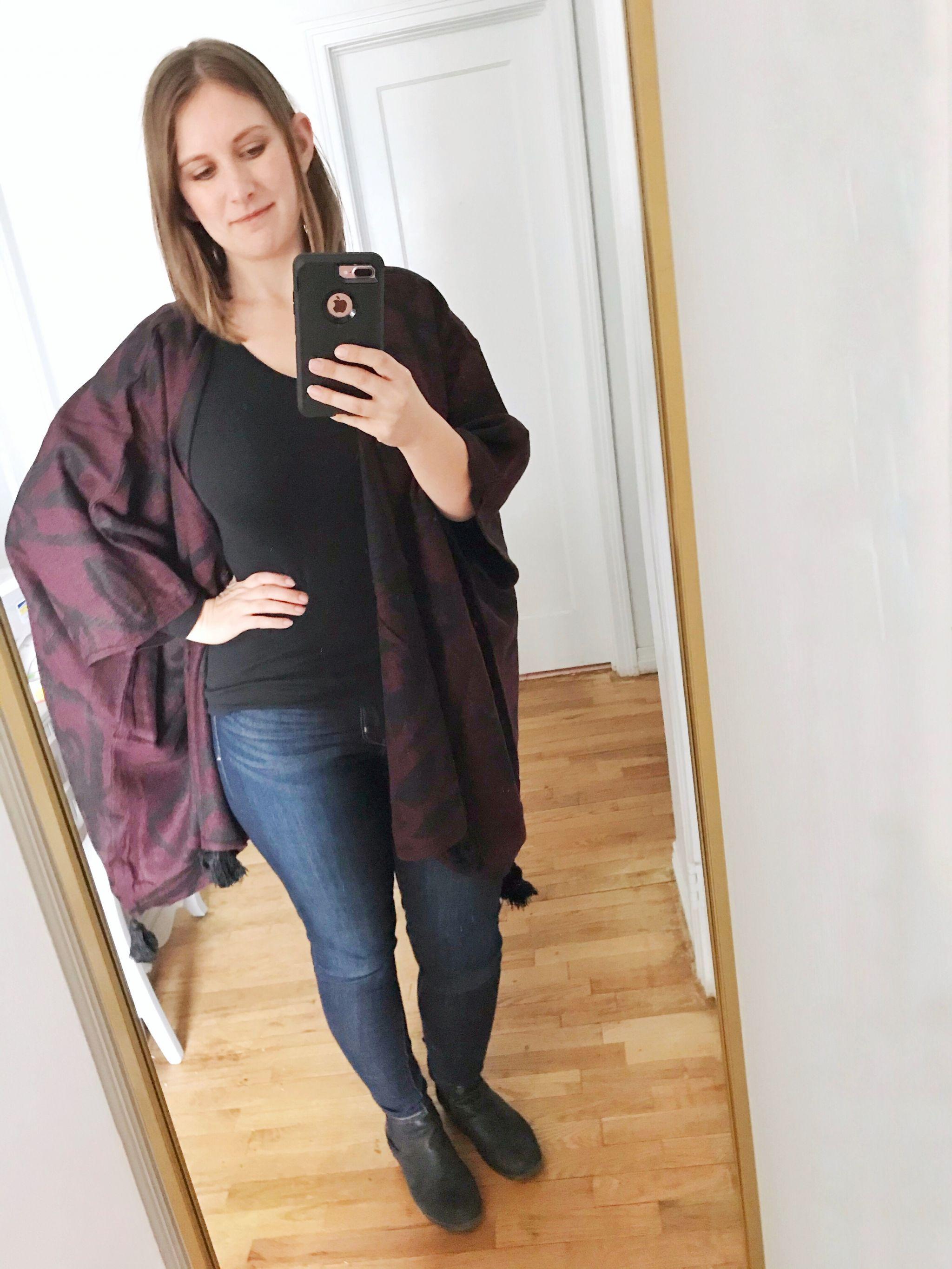 Rachel Zoe Box of Style cardigan