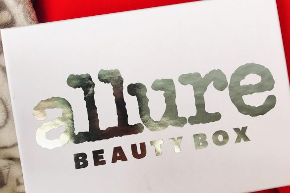 February Allure Beauty Box 2020