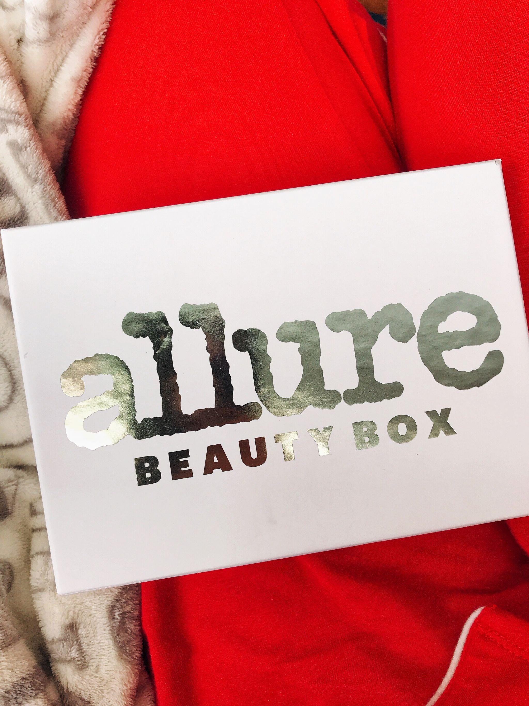 February Allure Beauty Box 2020