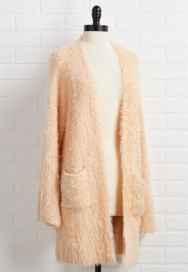 Warm Fuzzy Feelings Cardigan