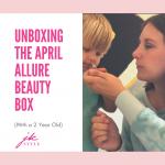 april allure beauty box