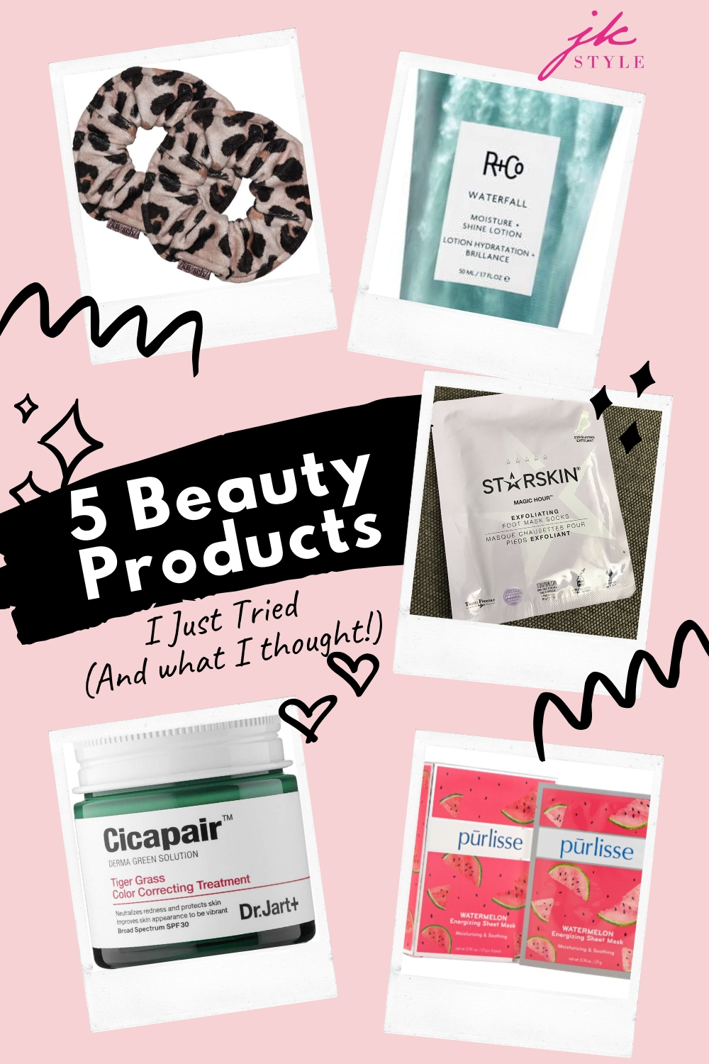 beauty products i've tried