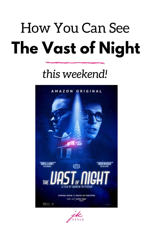 The Vast of Night Release