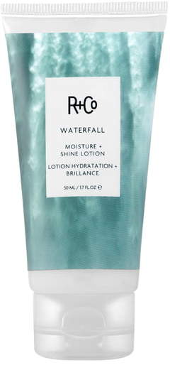 r&co waterfall moisture shine lotion