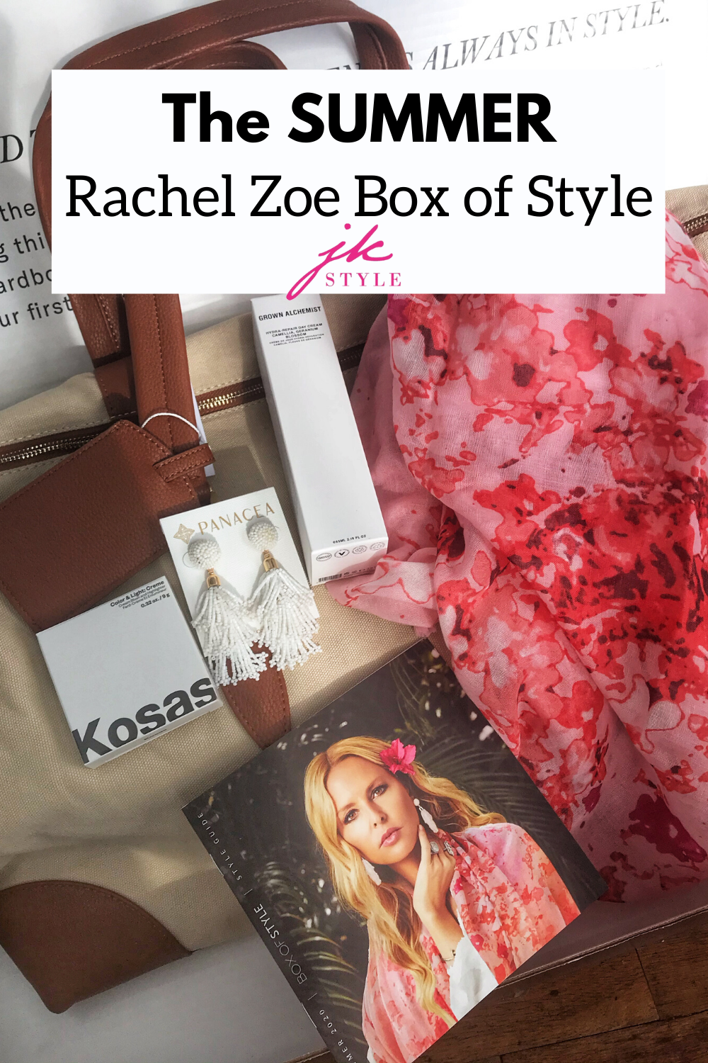 The Summer Rachel Zoe Box of Style
