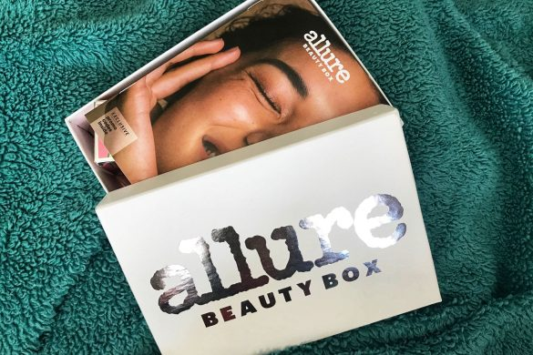 June Allure Beauty Box review
