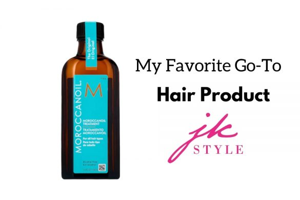 moroccanoil review - JK Style