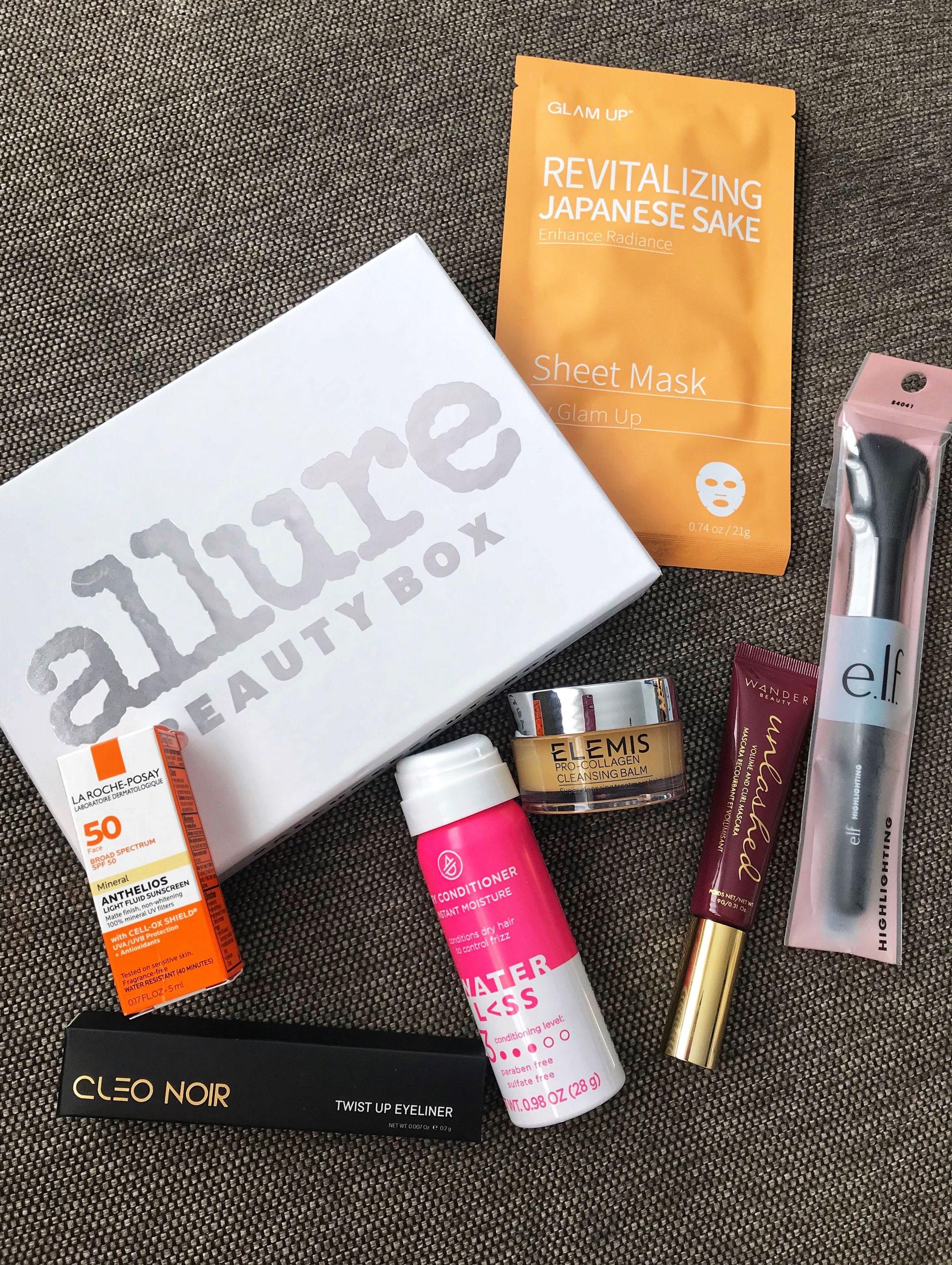 September Allure Beauty Box