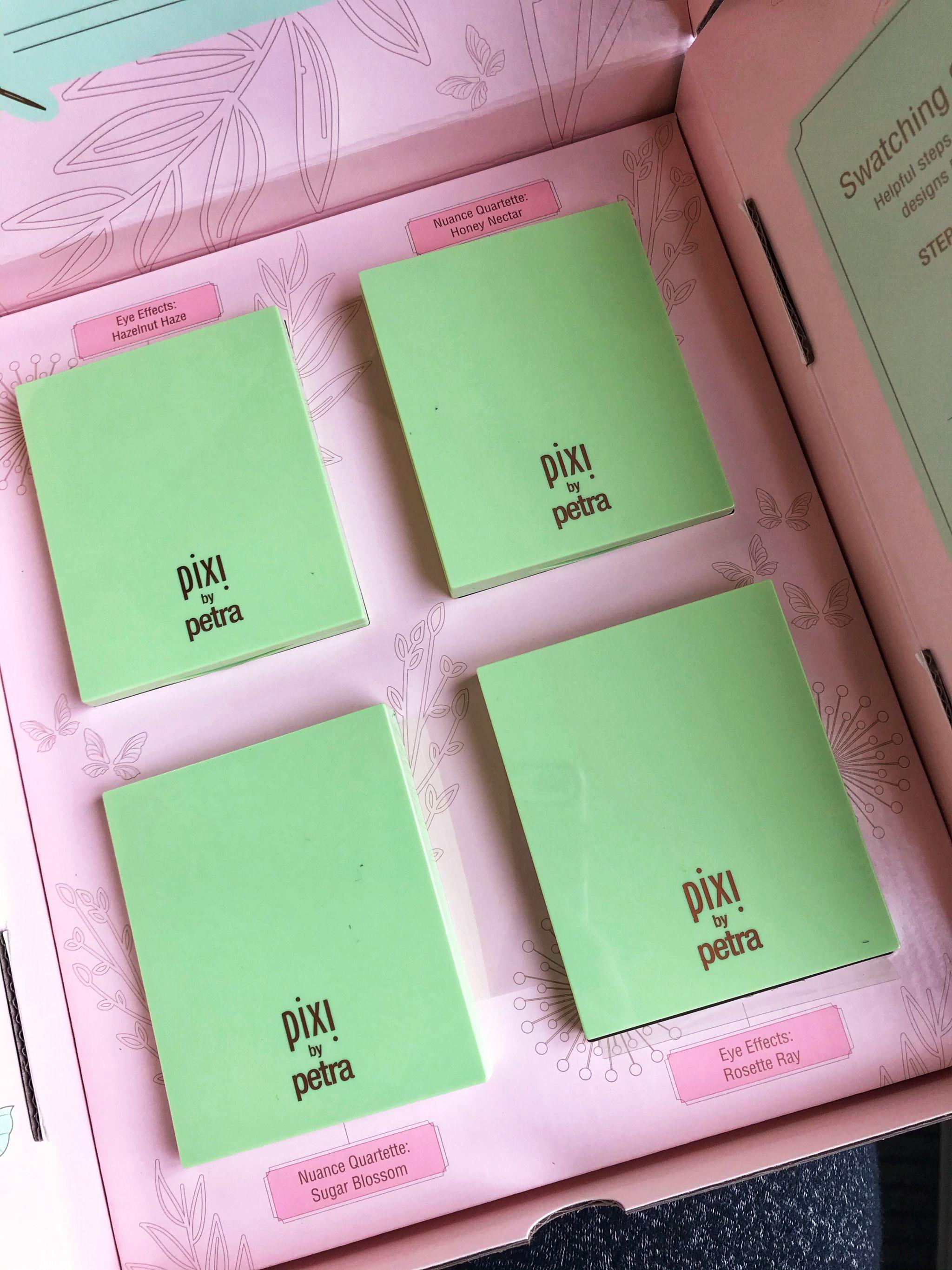 pixi beauty palettes