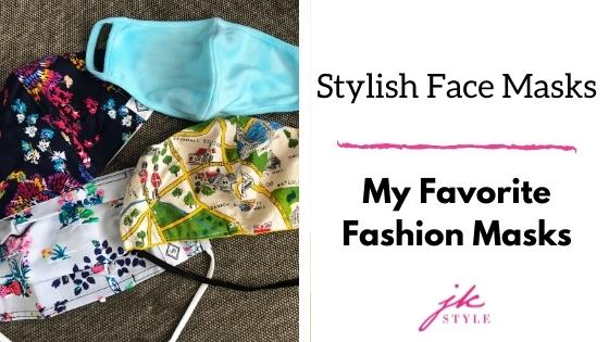 stylish face masks - JK Style