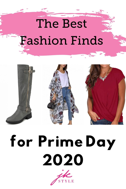 prime day fashion sales 2020