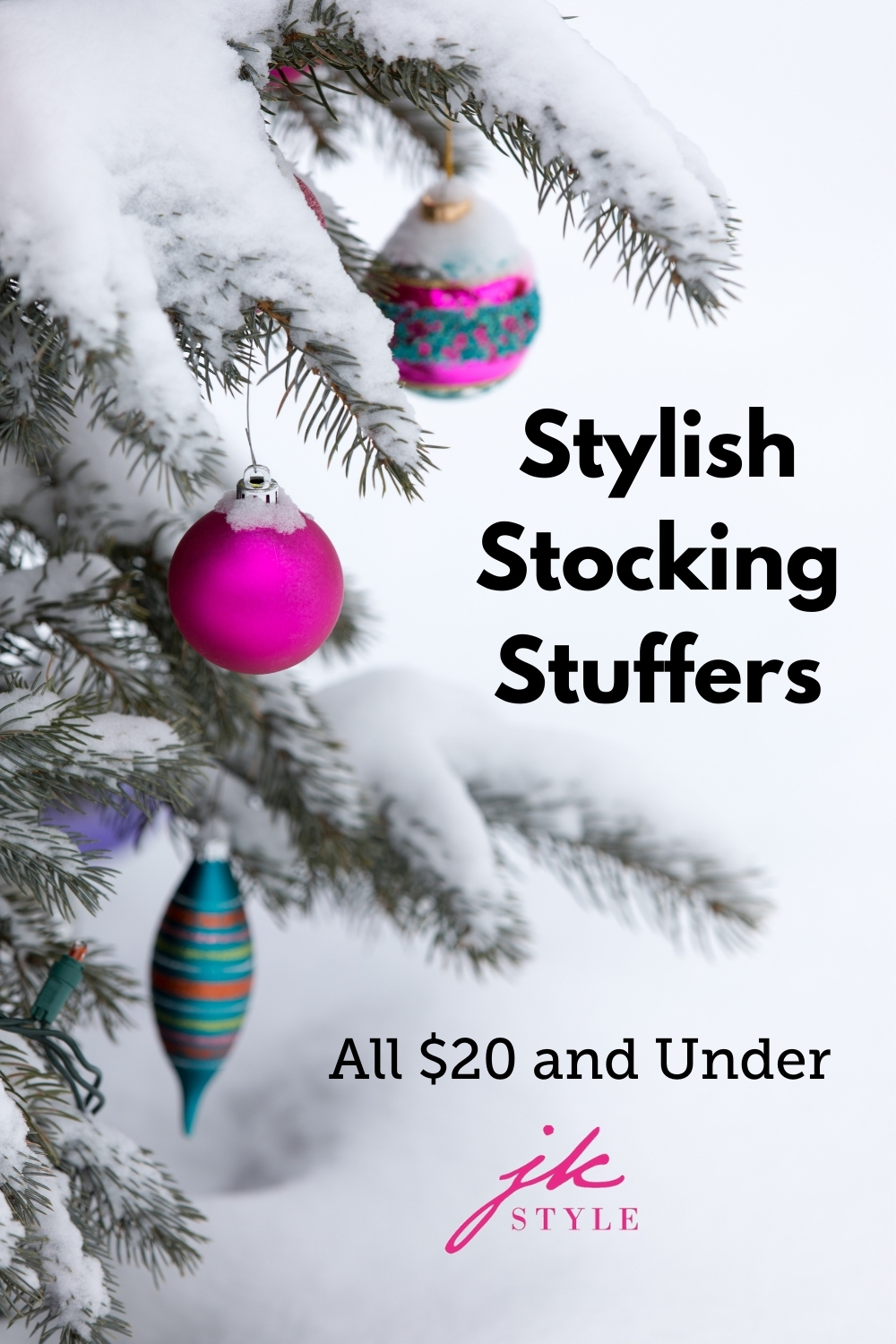 stylish stocking stuffers 2020 - JK Style