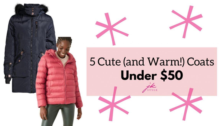 affordable fashion - coats