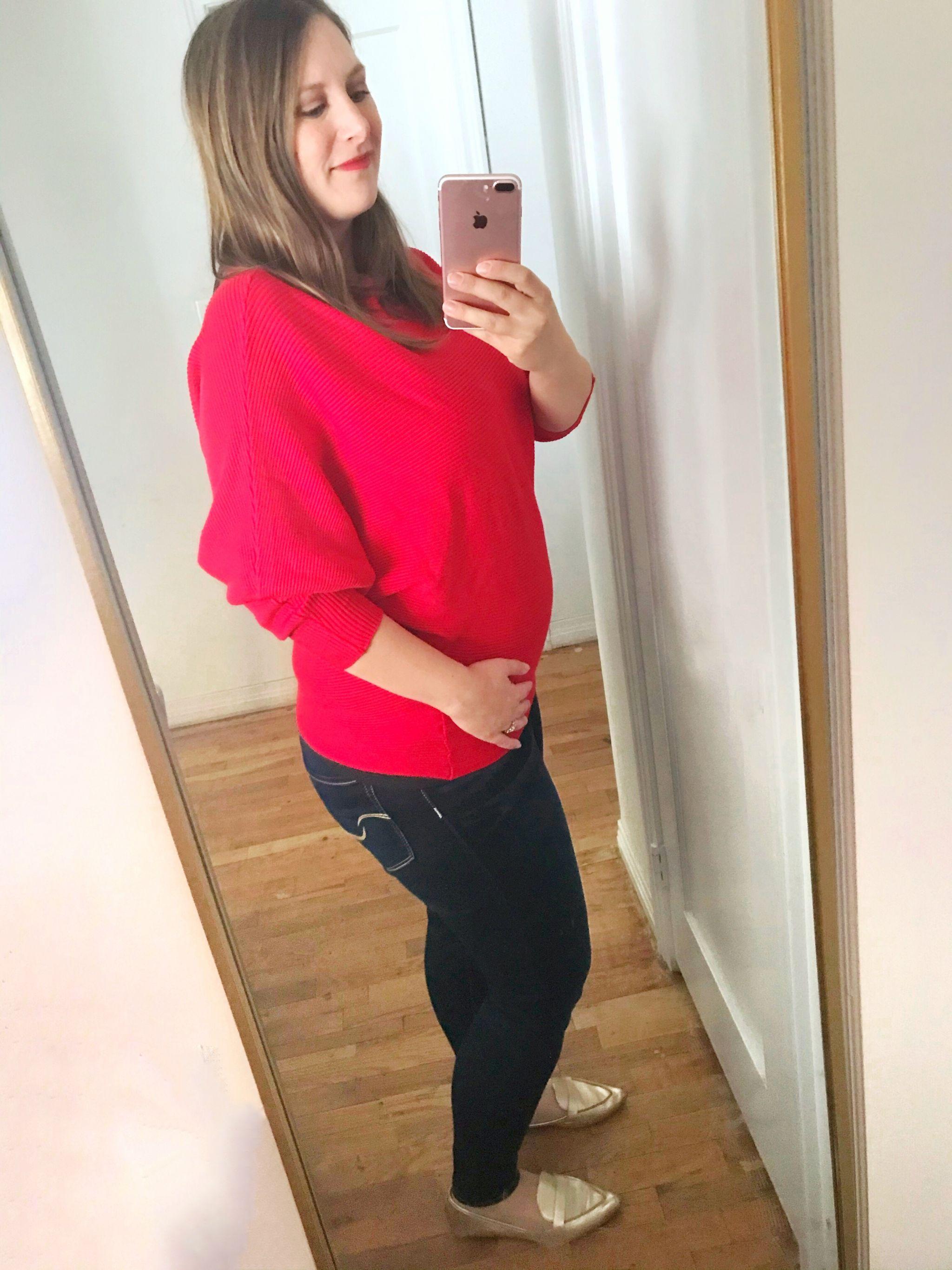28 weeks pregnant - JK Style