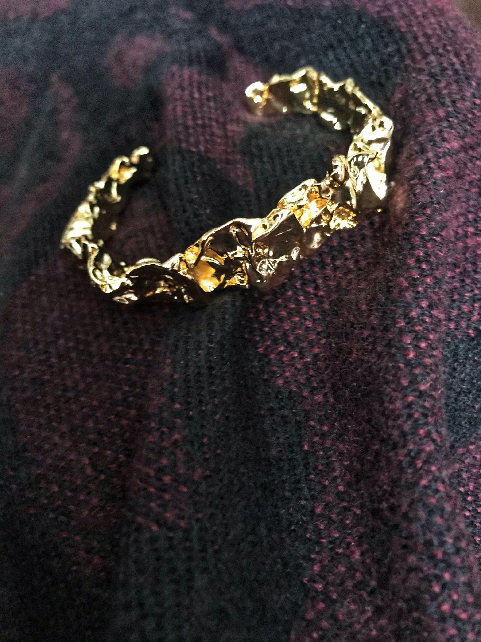 Amber Sceats Emery Cuff - Winter Curateur Box Review